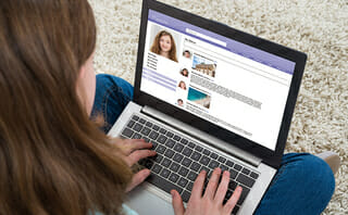 Two-thirds of young people worry about online appearance