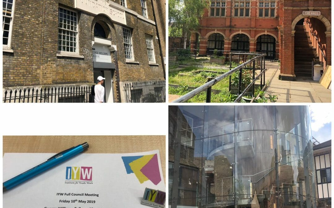 Great be to back where #youthwork started for me 33years ago as a #volunteer #Davenantcentre #Whitechapel now as a @iyw_tweets full council member. Look forward to supporting all the development & policy work to support youth work!!pic.twitter.com/vL0wdOxCaC