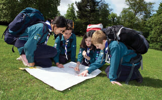 Scouts expands membership in deprived areas