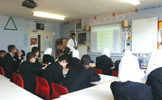 Lessons aim to reduce knife crime over summer