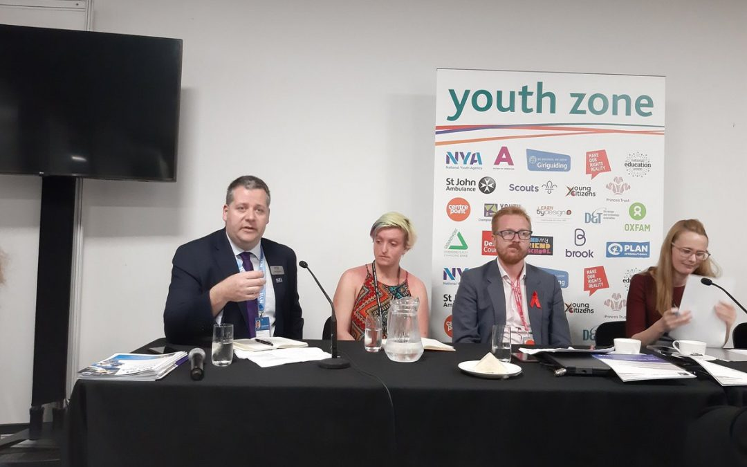 At the #Lab19 Youth Zone where @CatSmithMP, @lloyd_rm, @LeighNYA & @metecoban92 all stress the need for the reinvigoration of youth services to provide opportunities for the next generation. Labour's plans on this announced in the next week…pic.twitter.com/wMskm9xRIB